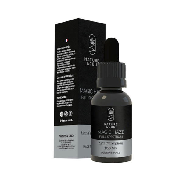 E-liquide CBD Magic Haze