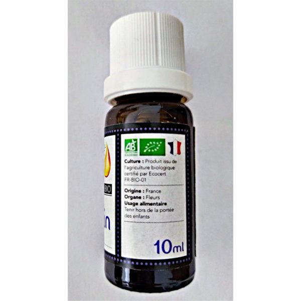Composition huile essentielle de lavandin
