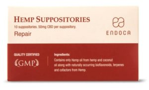 suppositoire cbd 50mg